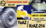 YaAZ/KrAZ-214 (conversion set)